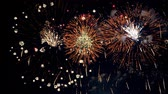julho : Fireworks display. Close-up