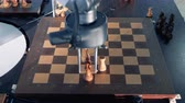 emulator : Future is now. Robot wins a human in chess.