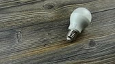 Energy-saving lamp led bulb. Led light bulb.