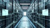 banco de dados : IT engineering, rack servers in the modern data center.