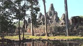 kamie�� : Angkor thom in siem reap, cambodia Wideo