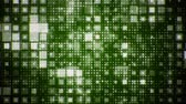 Geometric Flash Looping green Squares Animated Background Dostupné videozáznamy
