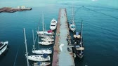 clube : Aerial view. Odessa Marine Trade Port