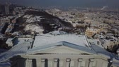 Украина : National Museum of the History of Ukraine aerial drone footage