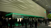 zegarek : Rolex booth at the Baselworld watches and jewelry show in Basel, Switzerland.