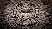 calandra : Mayan Stone Seal With Dust Floating Around