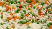 rice dishes : Rice And Vegetable Mixture
