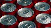 supermercado : Lots Of Drink Cans Mass Production