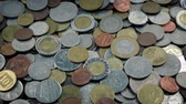 pieniądze : Vintage Coins From Around The World Wideo