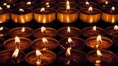 capela : Passing Candles At Night