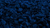 kő : Passing Gravel Stones In The Dark