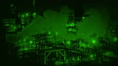 haulage : Nightvision Smoking Industrial Facility