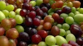 grocer : Moving Over Grape Pile