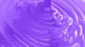 ebilmek : Purple Paint Pouring