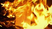 zettel : Generic Document Burns Up In Fire