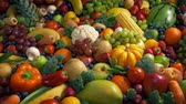 veg : Fruits And Vegetables Of The World