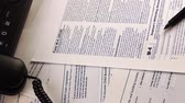 tax forms : Tax reporting. W-4 tax forms