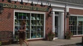 bebês : Scenes from Weston, Connecticut Stock Footage