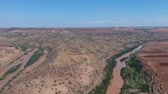 sightseeing : Beautiful Nature of Morocco by Drone from above