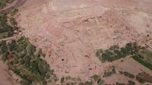 ベン : Flying over Ait-Ben-Haddou at Morocco with Drone - Ait-Ben-Haddou from above
