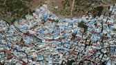berber : Flying over Chefchaouen in Morocco .
