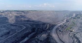 Coal cut with quadrocopter