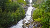 sábado : Steavenson Falls on the Steavenson River in Marysville, Victoria, Australia, site of the Black Saturday bush fires