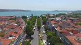 shots : Istanbul aerial shot Stock Footage