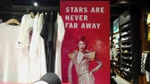 BANGKOK, THAILAND - APRIL 15 :Vans launch a new collection tribute to David Bowie in the store at Bangkok, Thailand on April 15, 2019