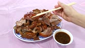 knuckle : The Taiwanese food wan luan pig knuckle