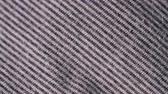fibra : close-up piece of cloth slowly revolves around.