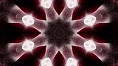 оказывать : light orange flashes. kaleidoscope background. abstract. 3d render