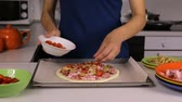 cooking : Making pizza recipe part 13