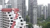쾌적한 : singapore high density residential buildings
