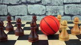 отставка : Basketball among pawns