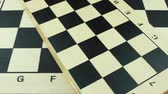 отставка : Two classical chessboards