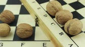 checkmate : Chessboards and nuts
