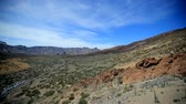 roques : Picturesque mountain landscape of Tenerife