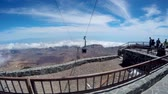 cabine : Cableway of Tenerife.