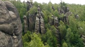 旅遊 : Rocky valley Adrspach