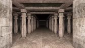 horror : underground temple.