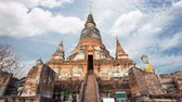 zen like : Wat Yai Chaimongkol temple is regarded as the most important historical sites and temples. The most popular temple in Ayutthaya province.