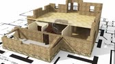 house : Construction of residential house
