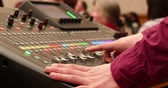 compositor : Professional Mixing Desk Sound Mastering