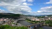 река : Usti nad Labem, formerly known by its German name Aussig, is a town in Bohemia, Czech Republic.