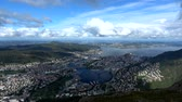 Bergen is a city and municipality in Hordaland on the west coast of Norway. Wideo