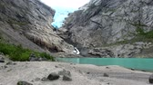 Briksdalsbreen is one of the most accessible and best known arms of the Jostedalsbreen glacier.