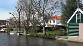 budynki : Edam is a small village in the district North Holland, Netherlands.