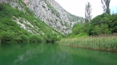 spódnica : Cetina is a river in Southern Croatia and flows into the Adriatic Sea.