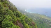 jachta : View Of The Mahe Island Morne Blanc View Point, Seychelles 1 Dostupné videozáznamy